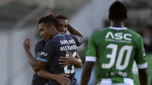 Danilo, Alex Sandro - Porto