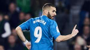 Karim Benzema Real Madrid 18022018