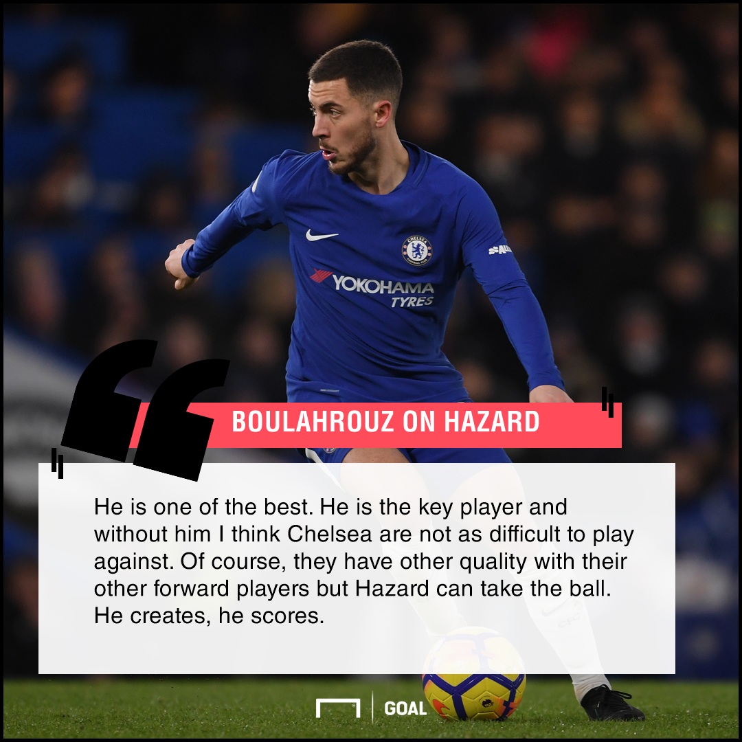 Champions League: Chelsea vs Barcelona: Hazard compares himself with Messi
