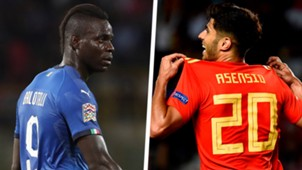 Balotelli Asensio Nations League
