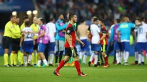 Eden Hazard Belgium Italy