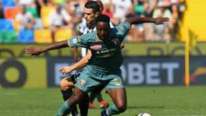 Soualho Meitè Udinese Torino Serie A