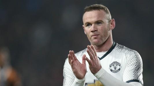 Wayne Rooney Manchester United 2016