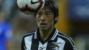 2018-07-21 Nakajima Shoya Portimonense