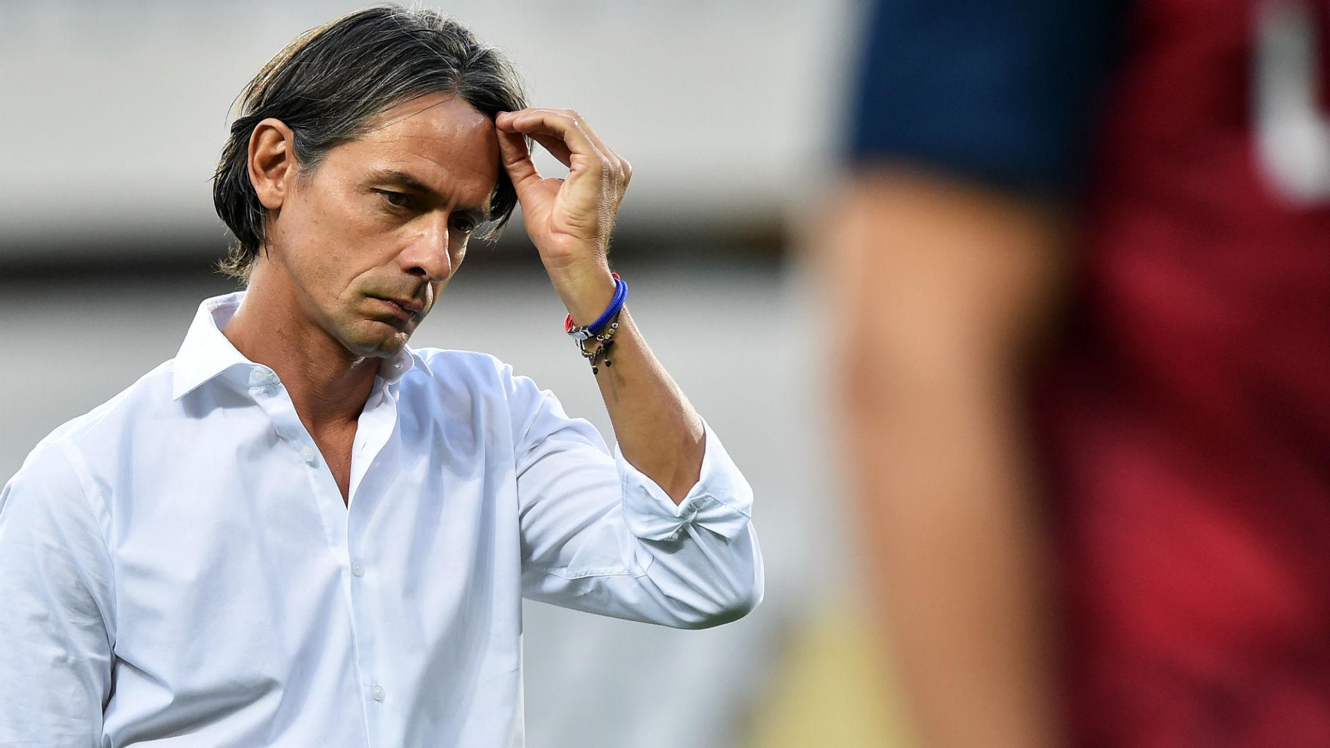 Filippo Inzaghi Bologna Serie A