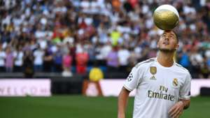 Perkenalan Eden Hazard