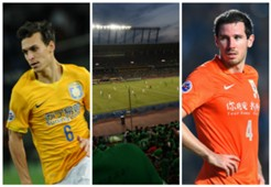 Trent Sainsbury Ryan McGowan Chinese Super League