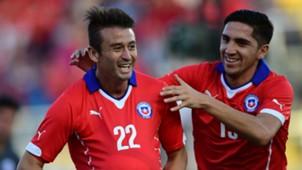 280115 Chile United States Friendly Roberto Gutiérrez Diego Valdés