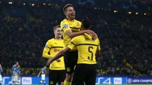 Raphael Guerreiro Borussia Dortmund Atletico Madrid Champions League 24102018