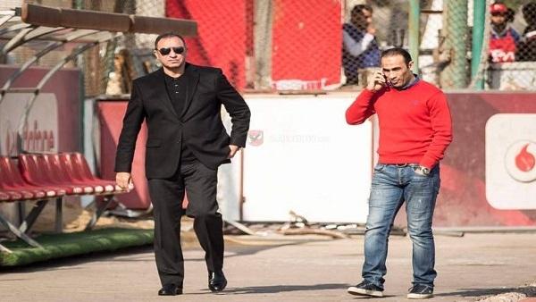 محمود الخطيب - سيد عبد الحفيظ