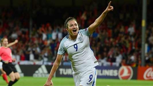 Jodie Taylor England Euro 2017