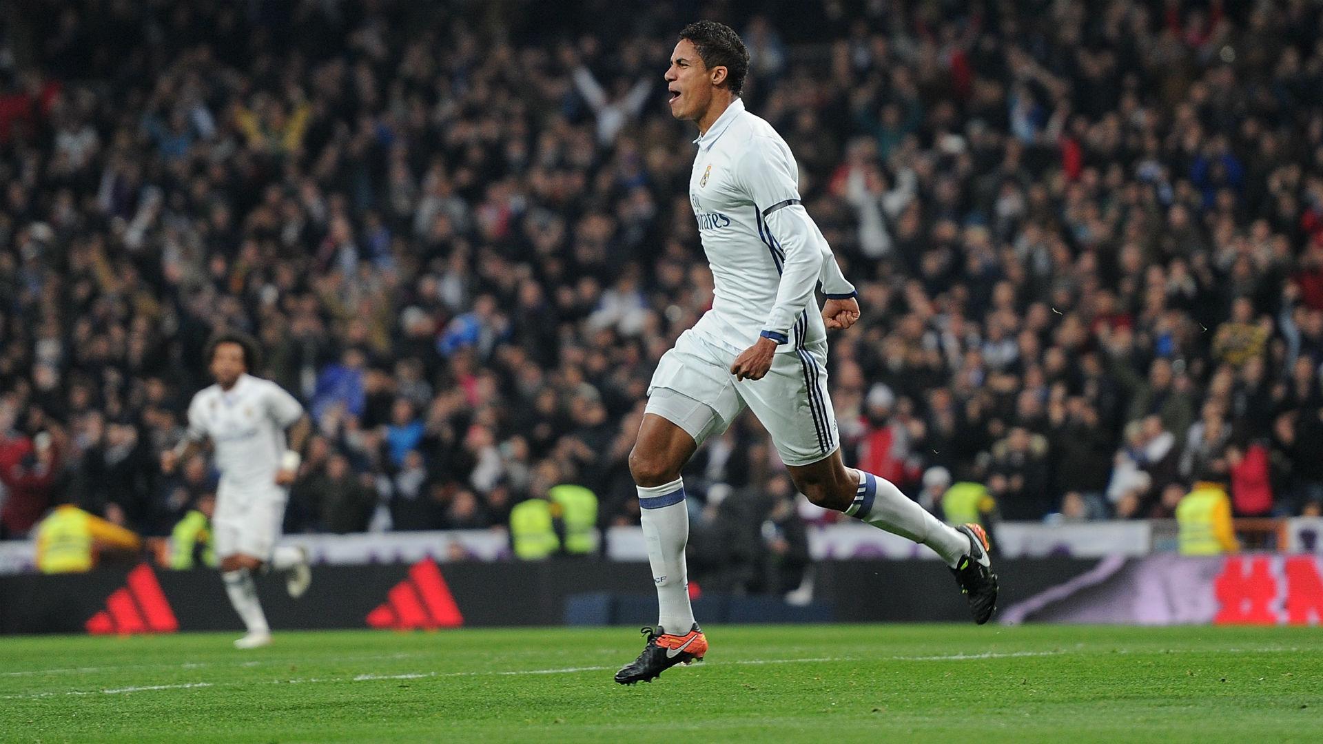 Varane Real Madrid