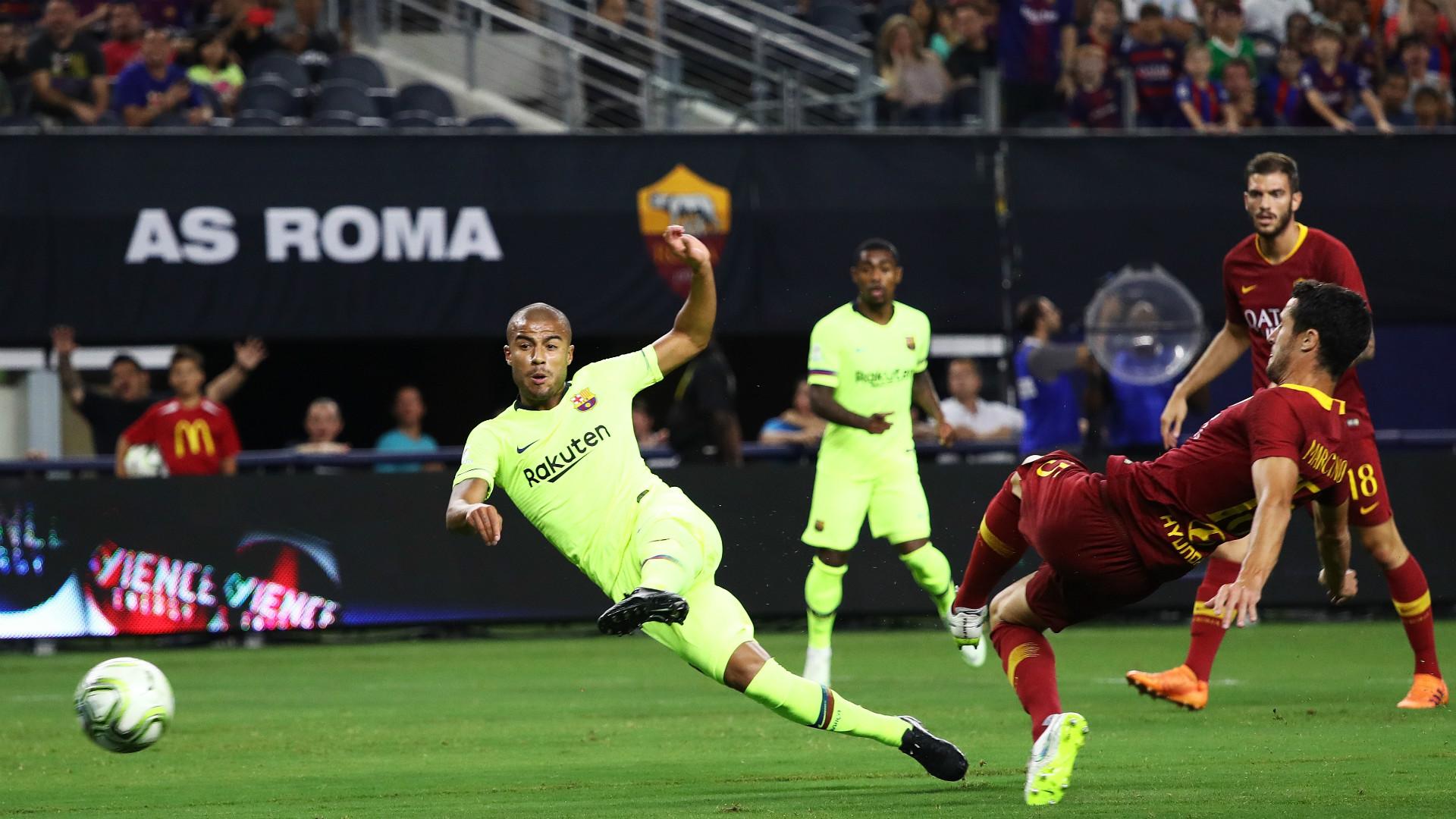 Rafinha Barcelona Roma ICC 2018