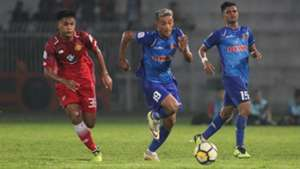 Bruno Mastos, PKNS FC