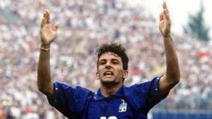 Italy USA 1994 Roberto Baggio