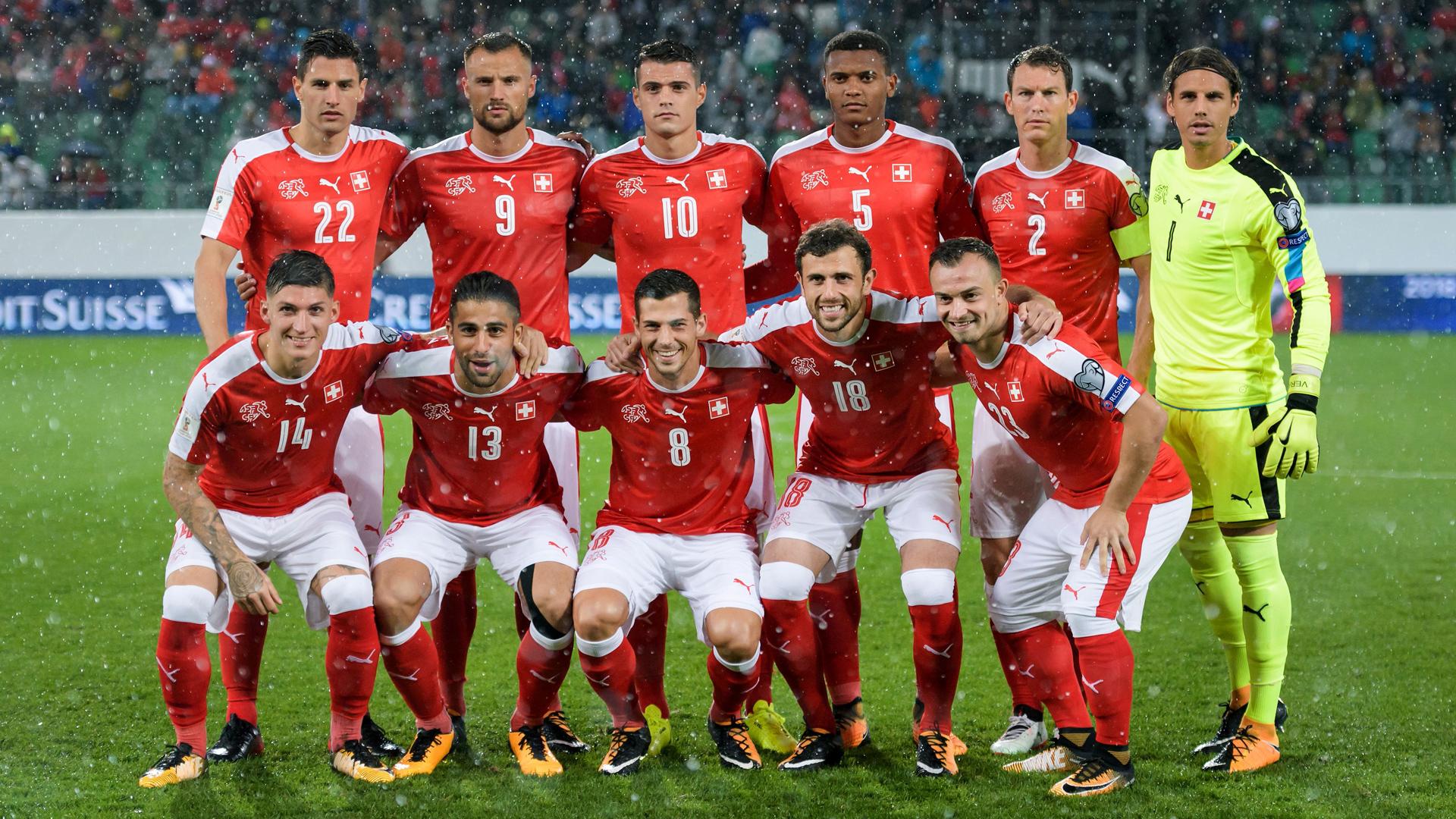Schweiz siegt 1:0 in Nordirland
