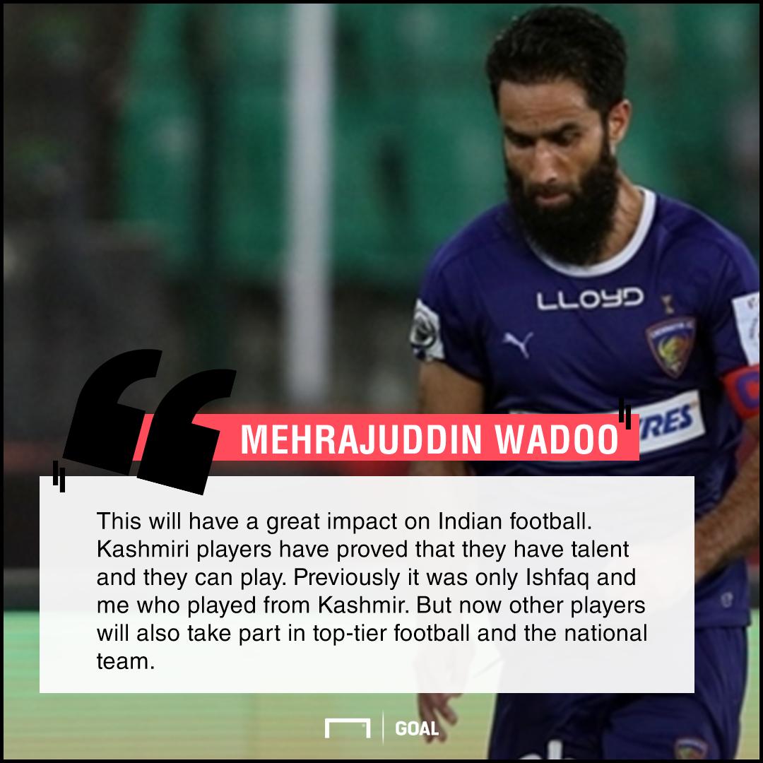 Mehrajuddin Wadoo Real Kashmir