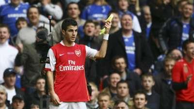 Cesc Fabregas, Chelsea - Arsenal, 2007