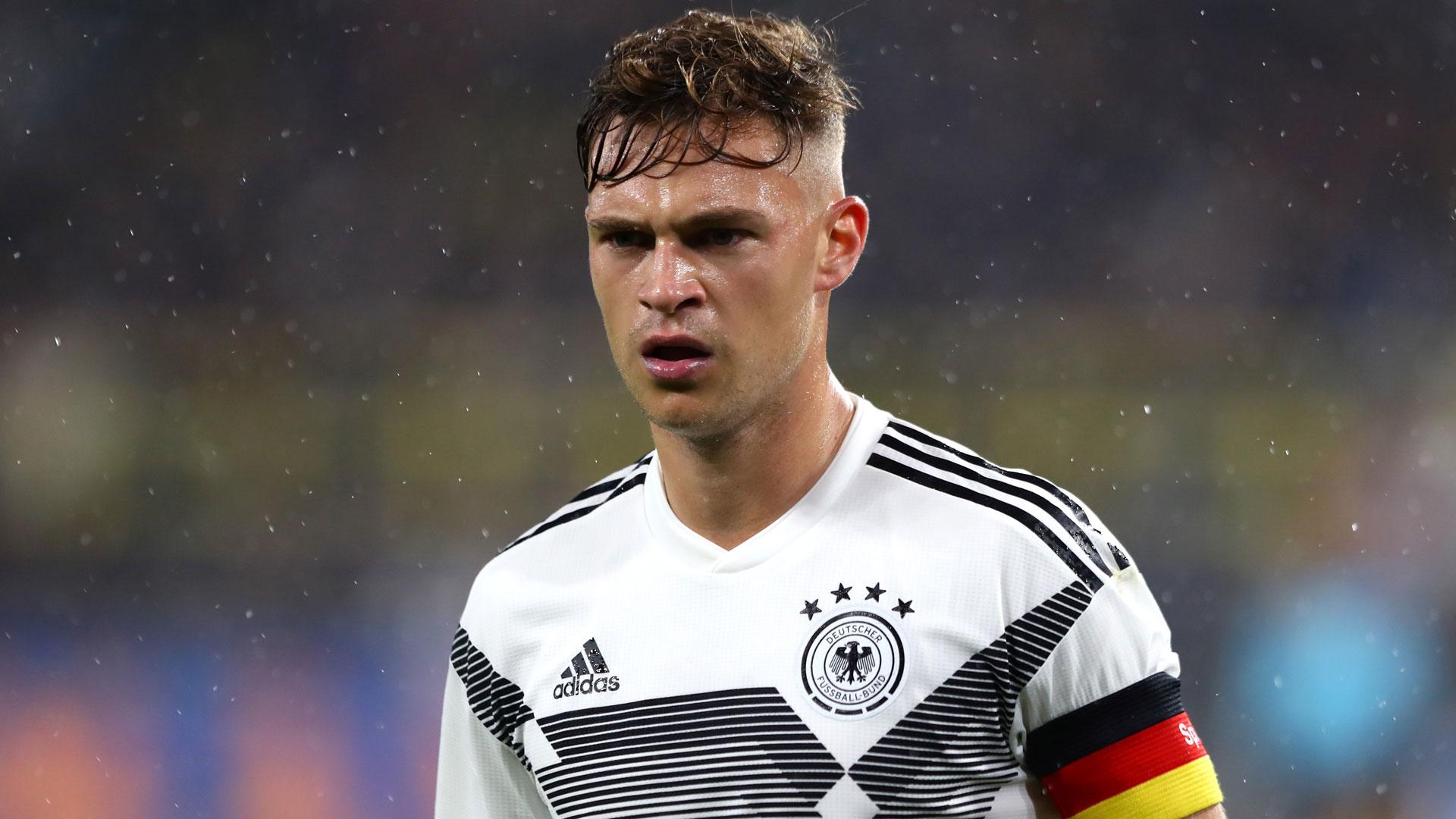 Joshua Kimmich Germany Argentina