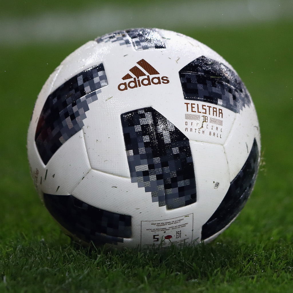 Adidas Telstar 18 2018 World Cup ball