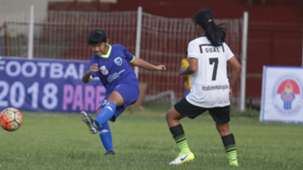 Womens football Camp