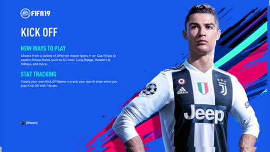 FIFA 19 Title