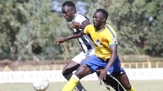 Tusker FC v KCCA of Uganda.
