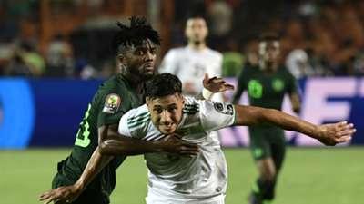 Chidozie Awaziem - Algeria vs Nigeria