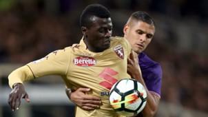 Laurini Niang Fiorentina Torino Serie A