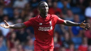 Naby Keita Liverpool 2018 pre-season