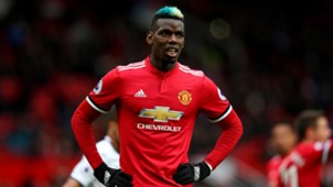 Paul Pogba Manchester United 31032018