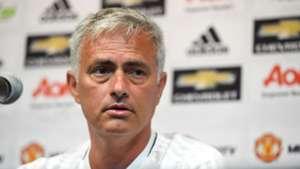 Jose Mourinho, Manchester United, 15072017