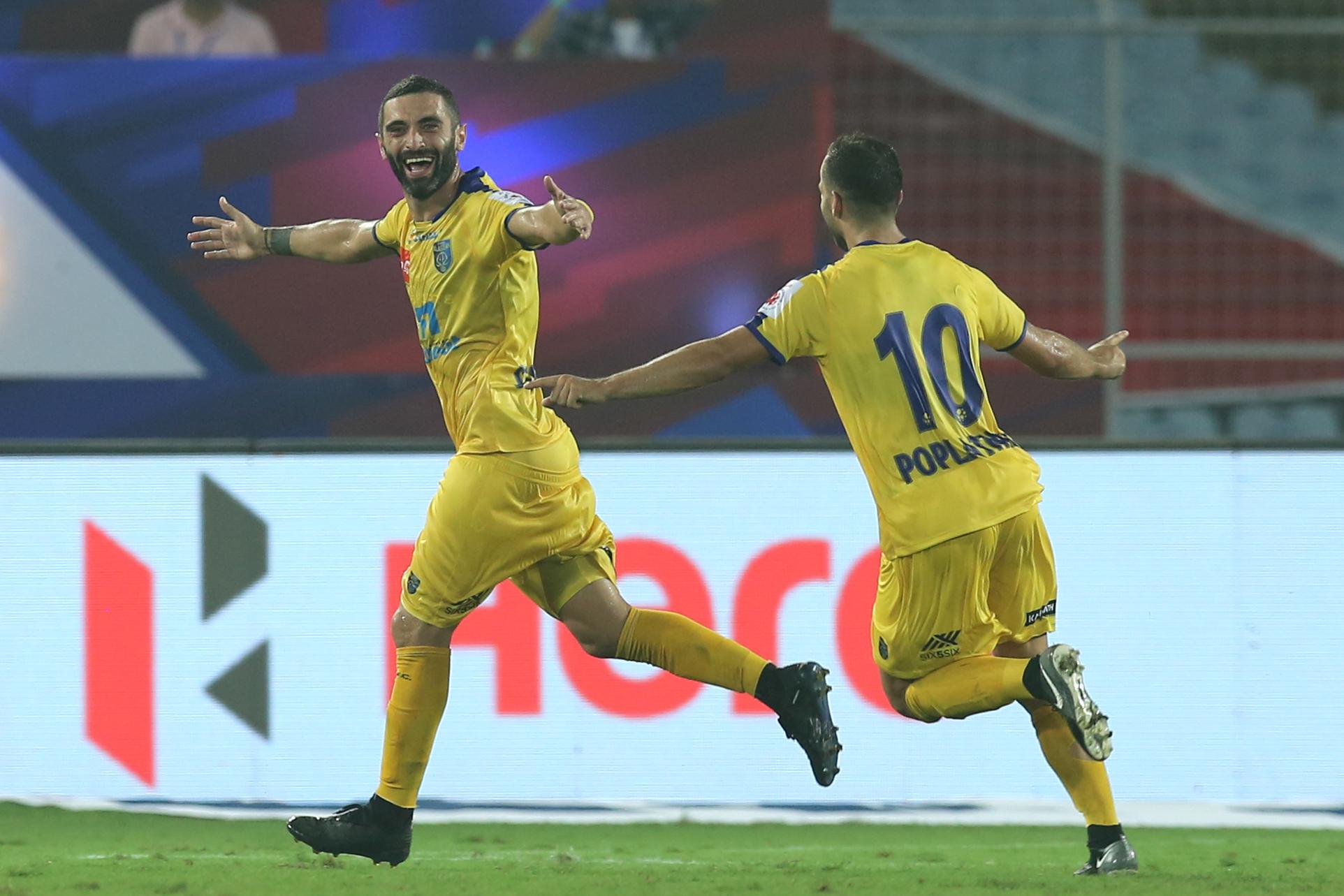 Slavisa Stojanovic ATK Kerala Blasters ISL 2018-19
