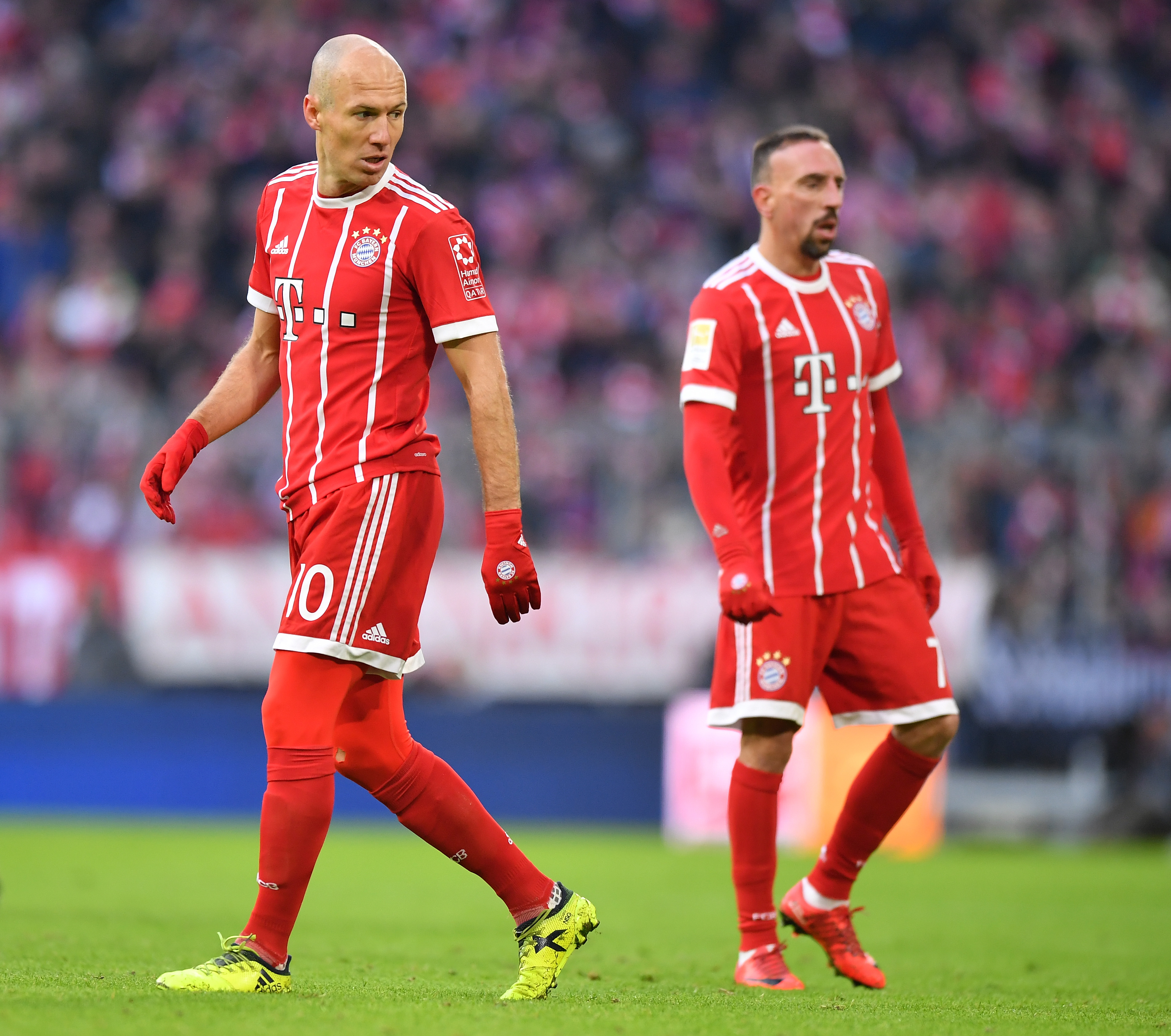 FC Bayern feiert 28. Meistertitel -