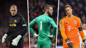 Valdes, Neuer, now De Gea? Goalkeepers may be peaking before they reach 30