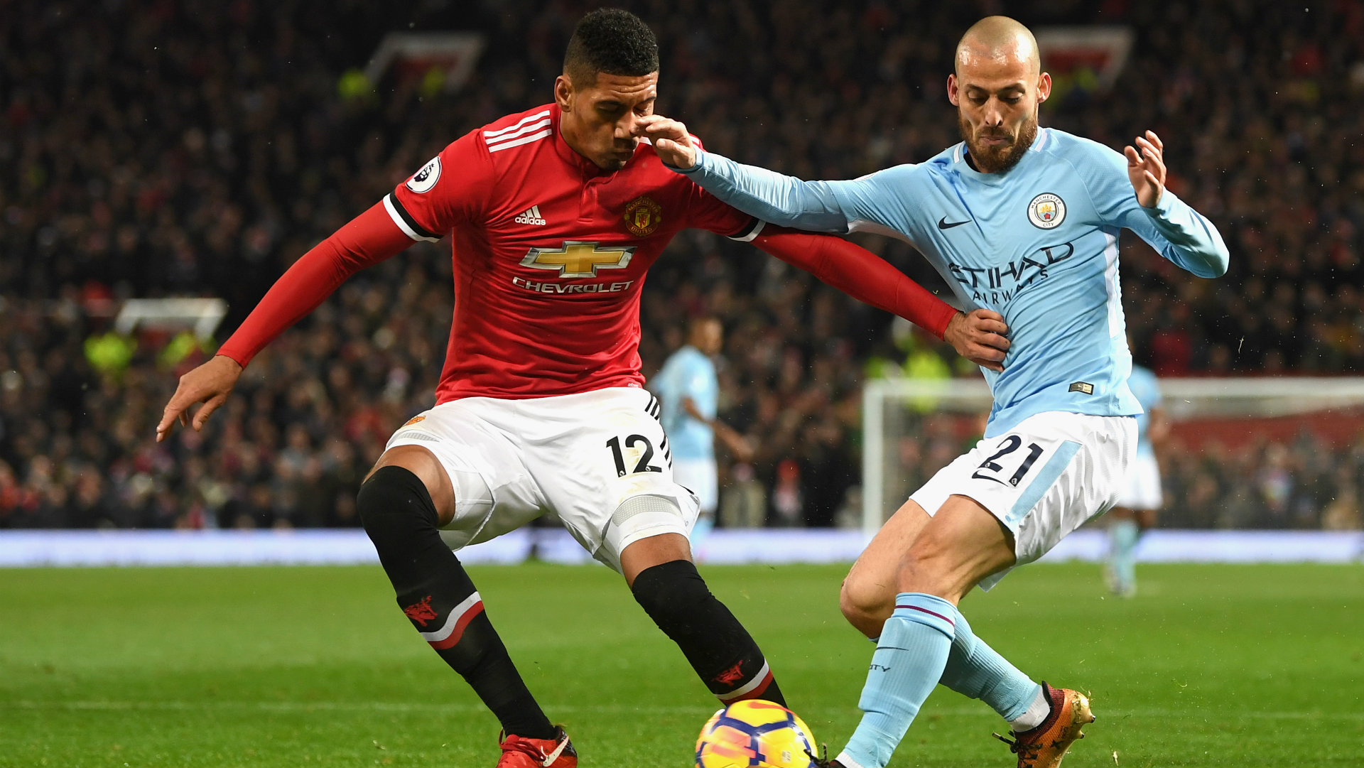 Seconda Maglia Manchester United Ederson