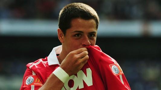 Javier Hernandez Man Utd