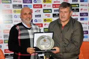 Hasan Cavusoglu Safet Susic Alanyaspor