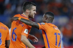 Quincy Promes Kevin Strootman