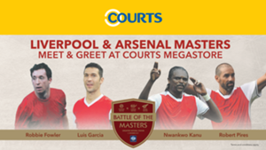 Masters COURTS