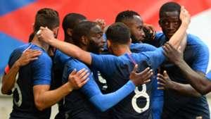 Moussa Dembele France Belgium U21 Friendly 03062019