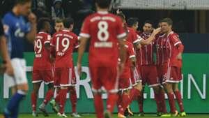 James Rodriguez FC Schalke 04 Bayern Munchen Bundesliga 19092017