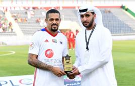 ويلتون سواريز - لاعب الشارقة الإماراتي
