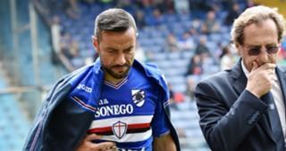Fabio Quagliarella Sampdoria Chievo Serie A