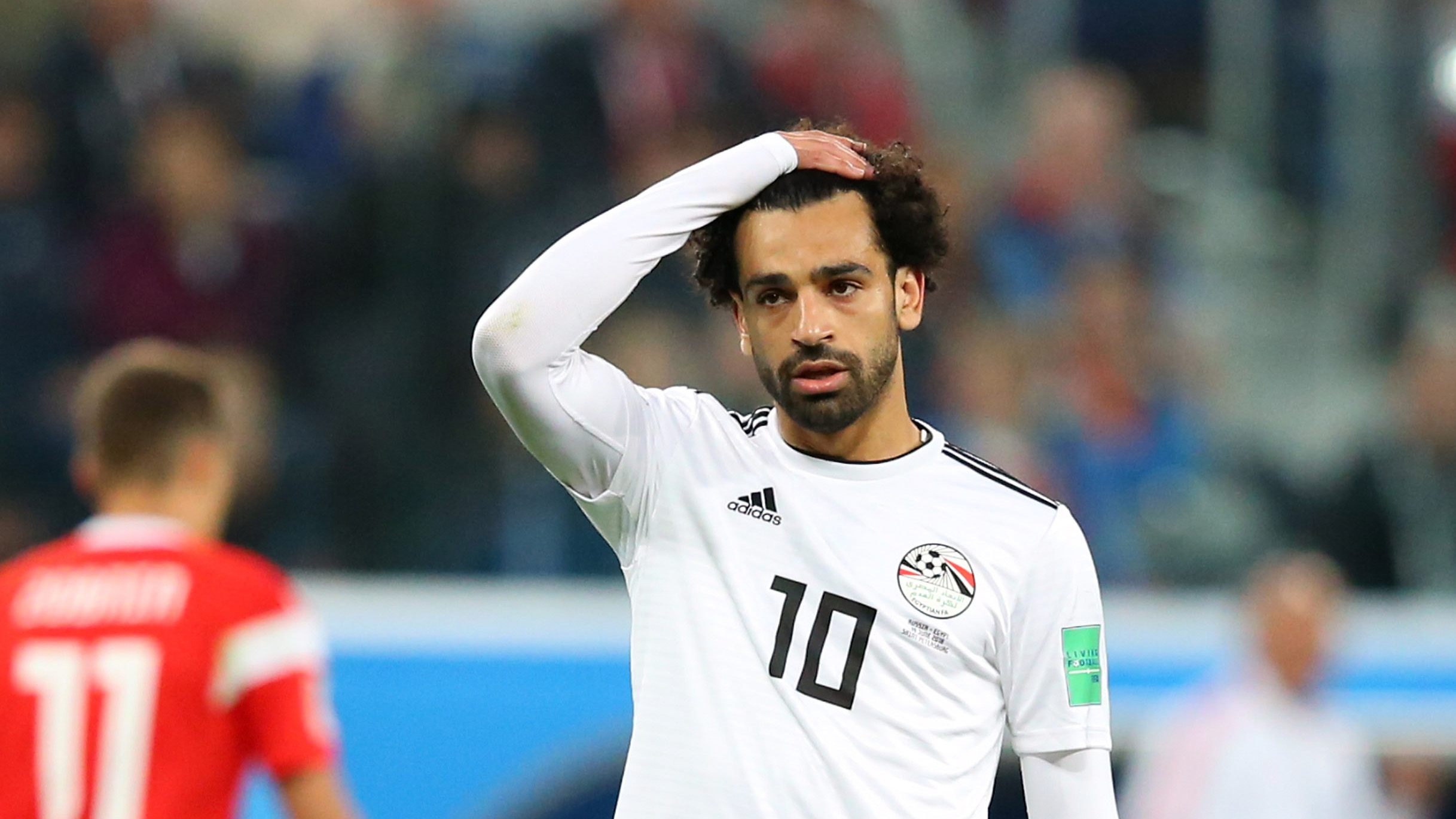 Salahs World Cup dream turns into a nightmare as Egypt lose to a rampant Russia