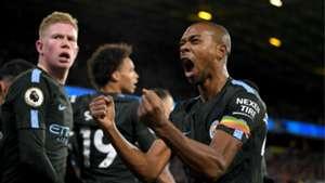 Raheem Sterling Huddersfield Manchester City