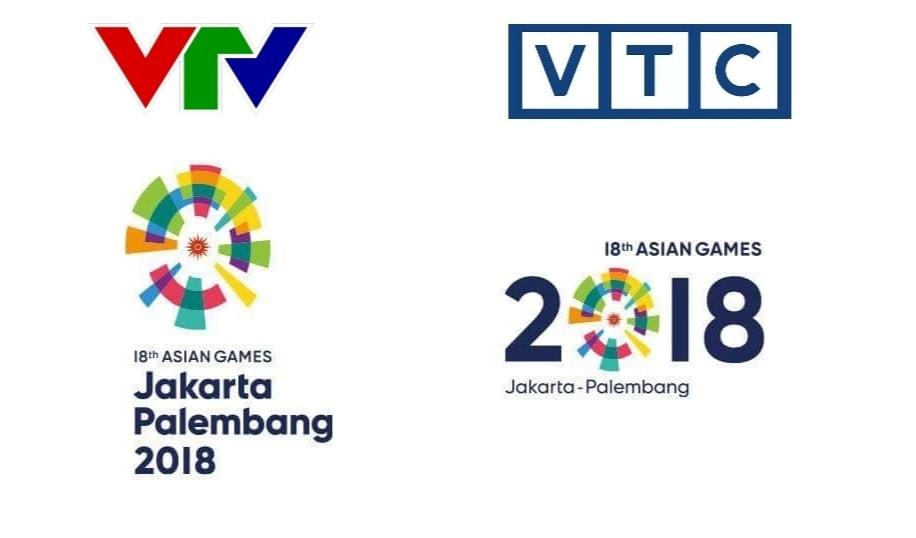 VTV VTC ASIAD 18