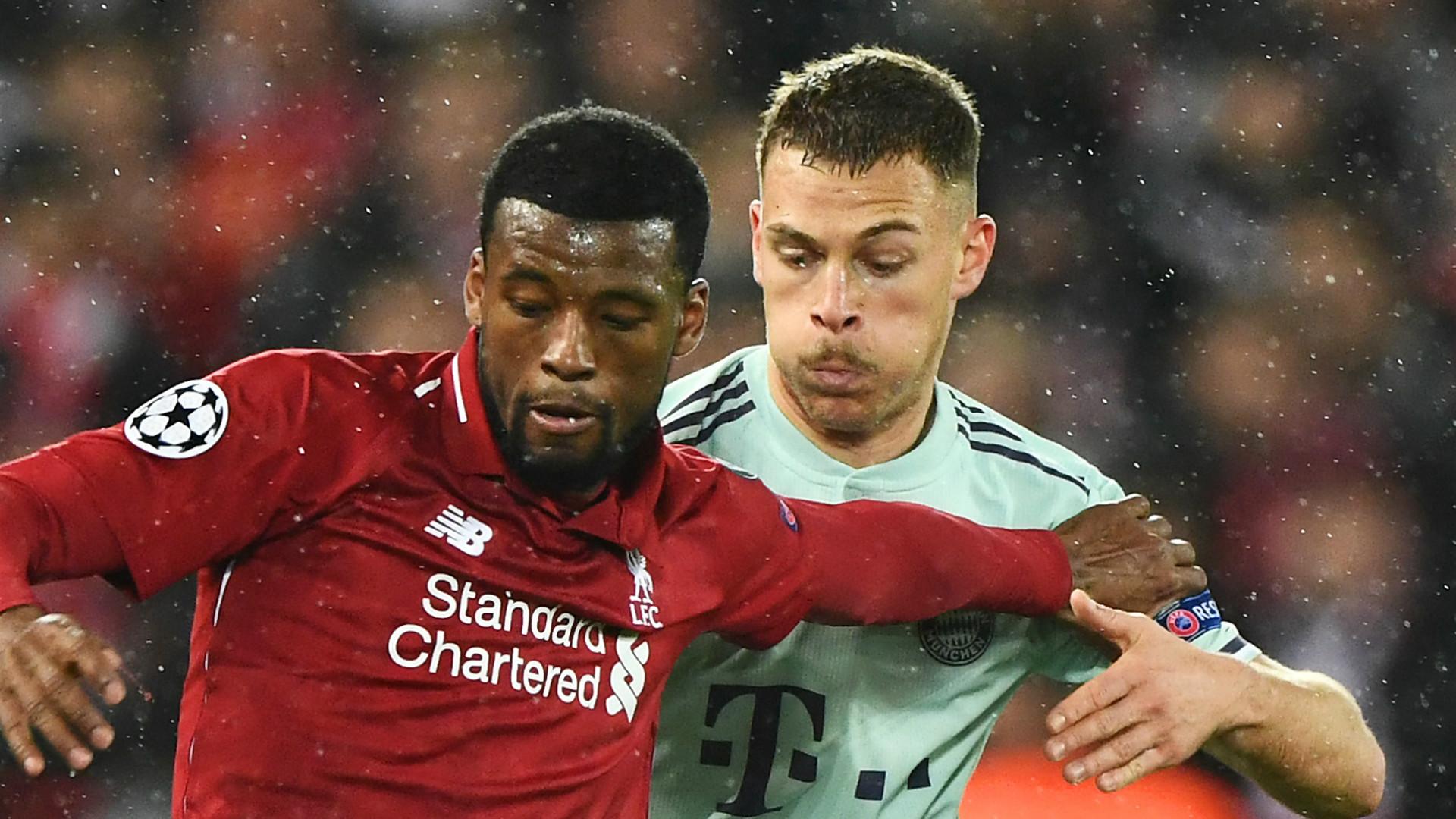 Georginio Wijnaldum Liverpool 2018-19