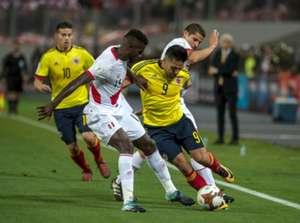 Falcao Colombia vs Peru