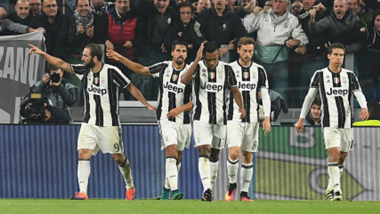 Gonzalo Higuain Juventus Napoli Coppa Italia